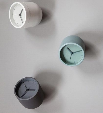 Efficient Desk Clock